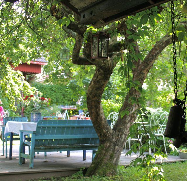 Loviisan Wanhat Talot -päivä elokuussa 2012