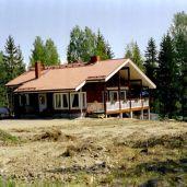 Pihan teko alkoi vuonna 2000, ensin kaadettiin puita.